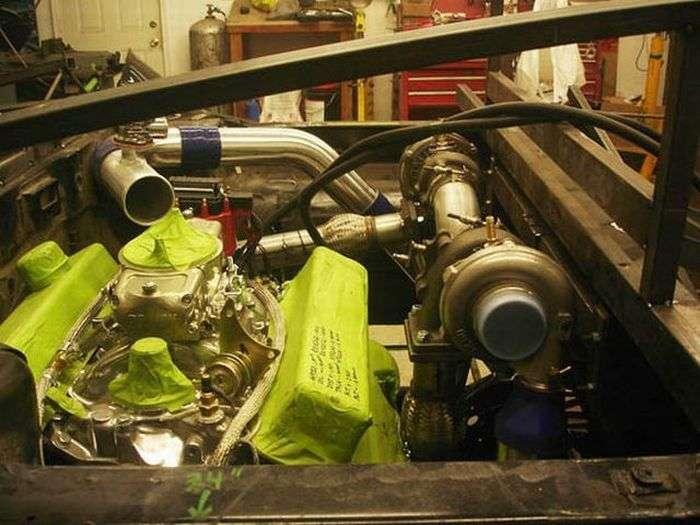 71656 - Convertir de Pontiac a Lamborghini Reventon