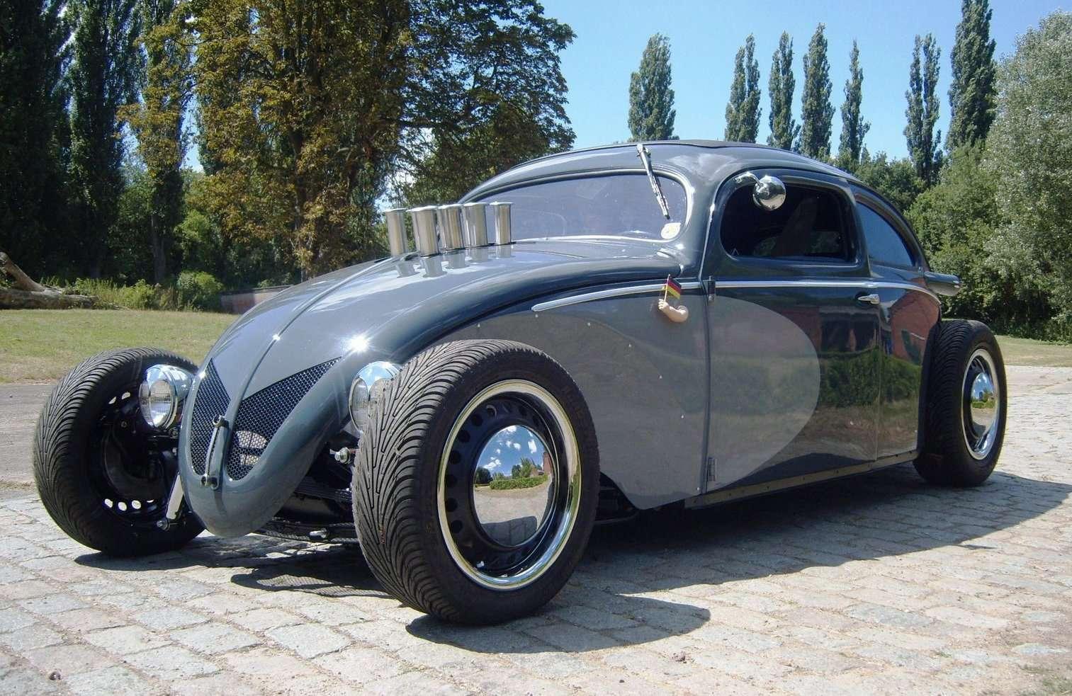 Volkswagen Beetle / Bug V8 | Sport Car