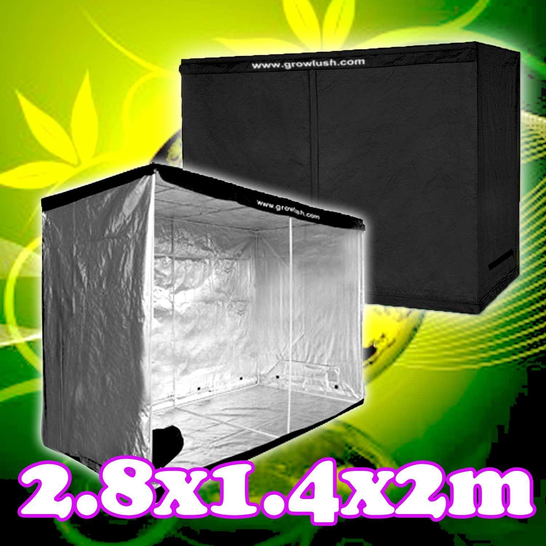12 hydroponic grow light room ventilation system vent fan for Indoor gardening ventilation